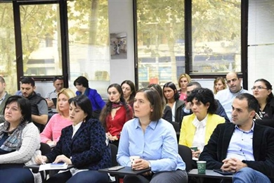 Training for the Internationalization of Education